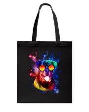 Rottweiler Galaxy Tote Bag thumbnail