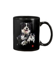 Border Collie Runnig  Mug thumbnail
