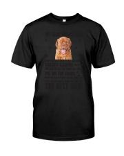 Dogue de Bordeaux Human Dad 0206 Classic T-Shirt thumbnail