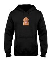 Dogue de Bordeaux Human Dad 0206 Hooded Sweatshirt thumbnail