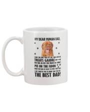 Dogue de Bordeaux Human Dad 0206 Mug back