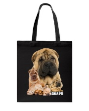 Shar Pei Awesome Mug Tote Bag thumbnail