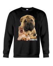 Shar Pei Awesome Mug Crewneck Sweatshirt thumbnail
