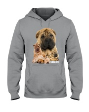Shar Pei Awesome Mug Hooded Sweatshirt thumbnail