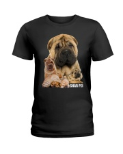 Shar Pei Awesome Mug Ladies T-Shirt thumbnail