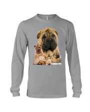 Shar Pei Awesome Mug Long Sleeve Tee thumbnail