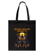 Rottweiler Brewing 0706 Tote Bag tile