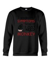 Monkey Need 2304 Crewneck Sweatshirt thumbnail