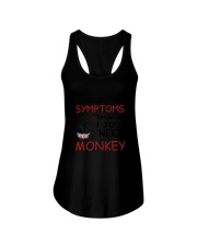 Monkey Need 2304 Ladies Flowy Tank tile