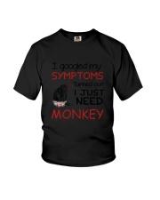 Monkey Need 2304 Youth T-Shirt thumbnail