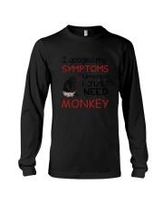 Monkey Need 2304 Long Sleeve Tee thumbnail