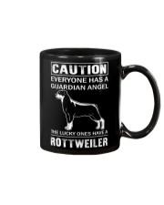 Rottweiler Caution Mug thumbnail