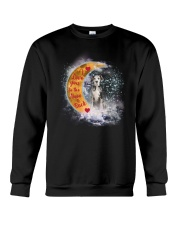 GAEA - Great Dane Love To The Moon 1503 Crewneck Sweatshirt thumbnail