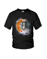 GAEA - Great Dane Love To The Moon 1503 Youth T-Shirt thumbnail