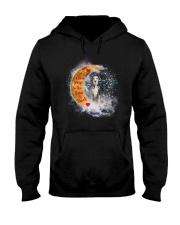 GAEA - Great Dane Love To The Moon 1503 Hooded Sweatshirt thumbnail