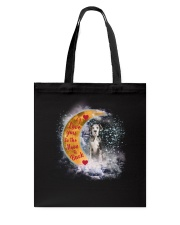 GAEA - Great Dane Love To The Moon 1503 Tote Bag thumbnail