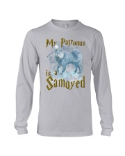 Samoyed Patronus Long Sleeve Tee thumbnail