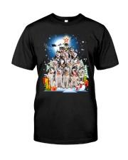 GAEA - Siberian Husky Pine - 1010 Classic T-Shirt thumbnail