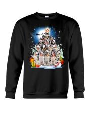 GAEA - Siberian Husky Pine - 1010 Crewneck Sweatshirt thumbnail