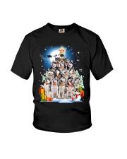 GAEA - Siberian Husky Pine - 1010 Youth T-Shirt thumbnail