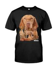 Vizsla Awesome Classic T-Shirt front
