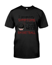 Basketball Need 2304 Classic T-Shirt tile