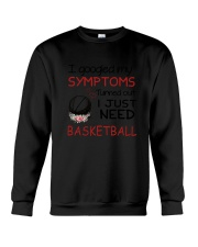 Basketball Need 2304 Crewneck Sweatshirt thumbnail