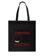 Basketball Need 2304 Tote Bag thumbnail