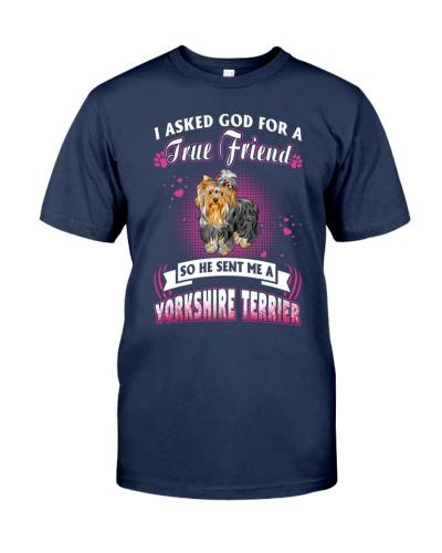 Yorkshire Terrier True Friend