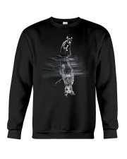 Whippet In Dream Crewneck Sweatshirt thumbnail