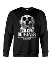 Golden Retriever Official Crewneck Sweatshirt thumbnail