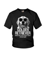 Golden Retriever Official Youth T-Shirt thumbnail