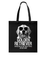 Golden Retriever Official Tote Bag thumbnail