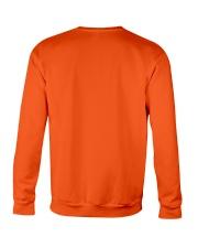 ZEUS - Boston Terrier Halloween - 2508 - A6 Crewneck Sweatshirt back