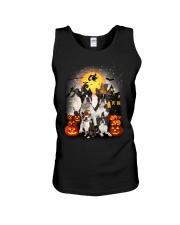 ZEUS - Boston Terrier Halloween - 2508 - A6 Unisex Tank thumbnail