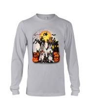 ZEUS - Boston Terrier Halloween - 2508 - A6 Long Sleeve Tee thumbnail