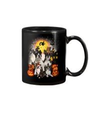 ZEUS - Boston Terrier Halloween - 2508 - A6 Mug thumbnail