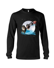 GAEA - Bernese Mountain Dog Santa -1011 - 32 Long Sleeve Tee thumbnail