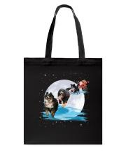 GAEA - Bernese Mountain Dog Santa -1011 - 32 Tote Bag thumbnail