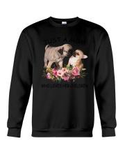 GAEA - Pug Mom 1204 Crewneck Sweatshirt thumbnail