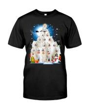 Samoyed Pine Classic T-Shirt thumbnail