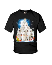 Samoyed Pine Youth T-Shirt thumbnail