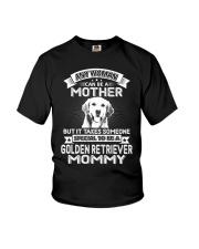 Golden Retriever MF Youth T-Shirt thumbnail