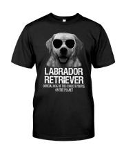 Labrador Retriever Official Classic T-Shirt front