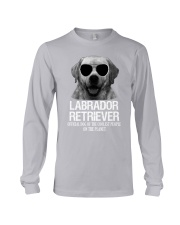 Labrador Retriever Official Long Sleeve Tee thumbnail
