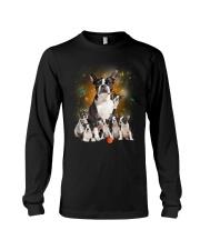 GAEA - Boston Terrier Smile 0904 Long Sleeve Tee thumbnail