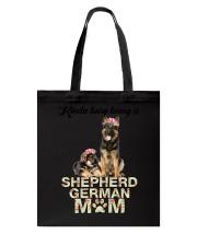 GAEA - German Shepherd Busy Mom 1704 Tote Bag thumbnail