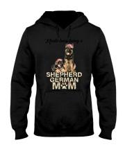 GAEA - German Shepherd Busy Mom 1704 Hooded Sweatshirt thumbnail