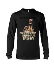 GAEA - German Shepherd Busy Mom 1704 Long Sleeve Tee thumbnail
