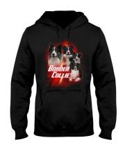 GAEA - Border Collie Great 1104 Hooded Sweatshirt thumbnail